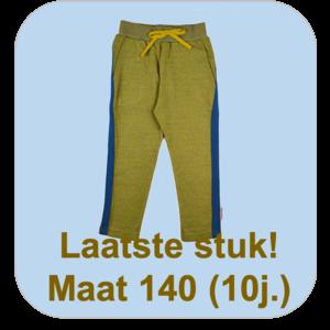 Baba-Babywear Stripe pant 'mustard'