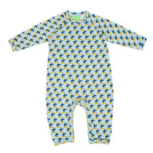 Lily Balou Gerard babysuit 'toucans'
