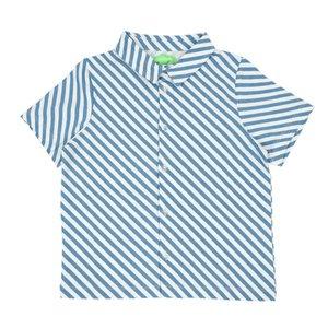 Lily Balou Julian Shirt 'diagonal stripes'