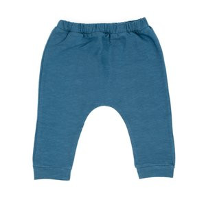 Lily Balou Tommy baby trousers 'real teal'