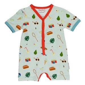 Baba-Babywear Summersuit 'picknick'