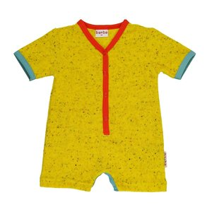 Baba-Babywear Summersuit 'Lemon'