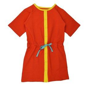 Baba-Babywear Kaat dress 'red dots'