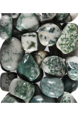 Agaat (boom) steen getrommeld 10 - 20 gram
