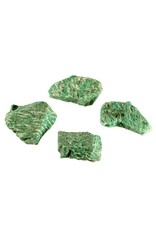 Amazoniet (Russisch) ruw 25 - 50 gram