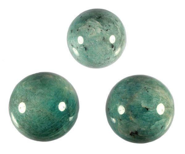 Amazoniet edelsteen bol 48 - 51 mm