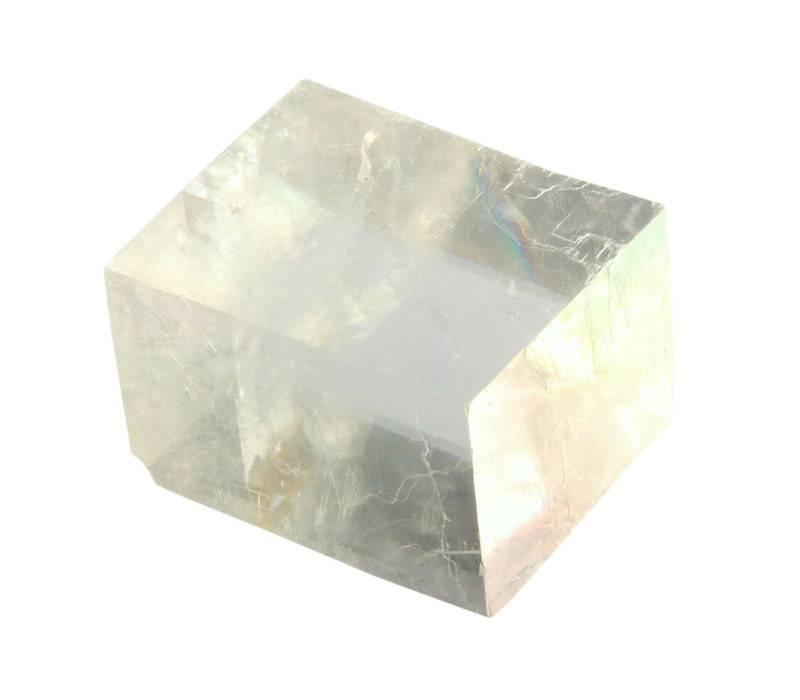Dubbelspaat blokje 50 - 100 gram