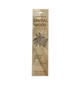 Wierook sandelhout | 15 stokjes