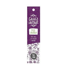 Wierook wilde lavendel | 15 stokjes | Gaia's incense