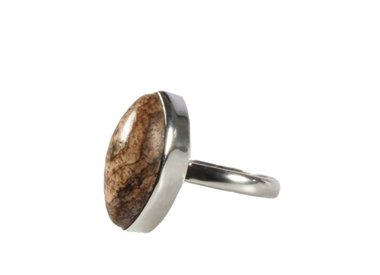Jaspis ringen