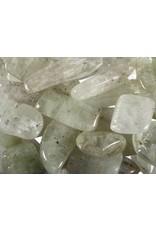 Hiddeniet (geel/groen) steen getrommeld 5 - 7 gram