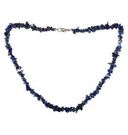 Lapis lazuli ketting split