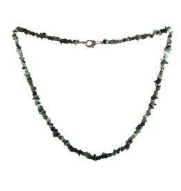 Smaragd ketting split