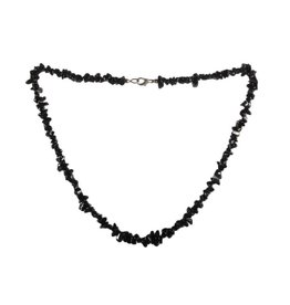 Toermalijn (zwart) ketting split