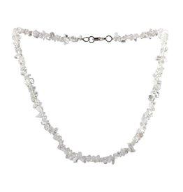 Bergkristal ketting split