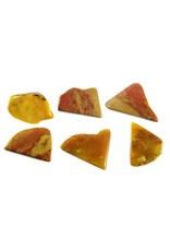 Gaspeiet steen getrommeld 2 - 5 gram