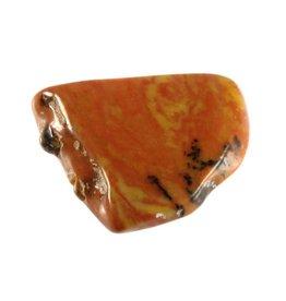 Gaspeiet steen getrommeld 5 - 10 gram