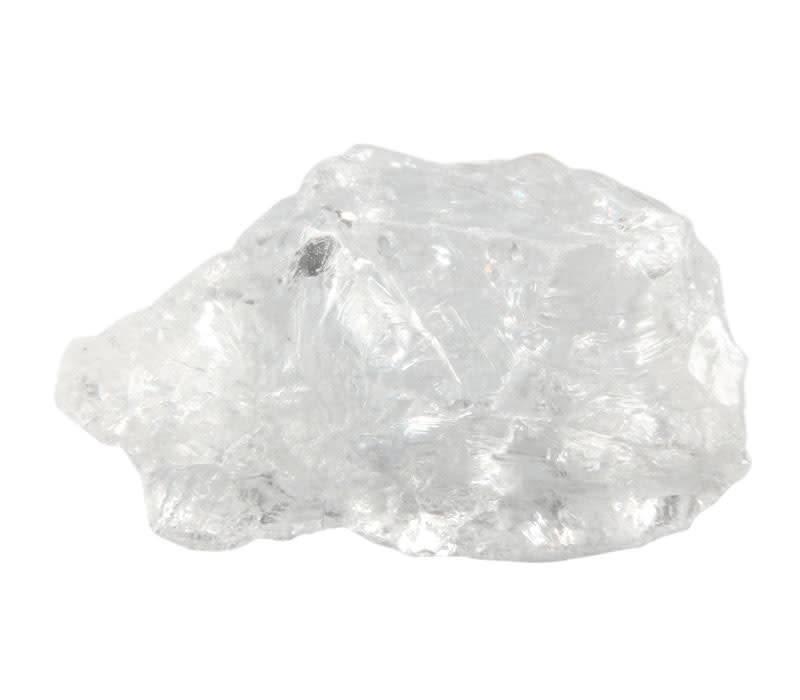 Bergkristal ruw 100 - 175 gram