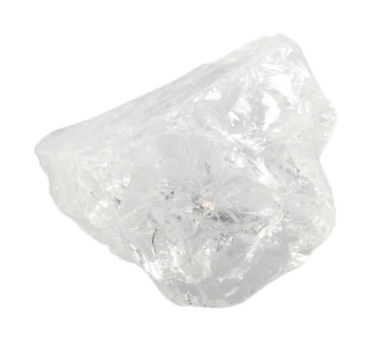 Bergkristal ruw 50 - 100 gram