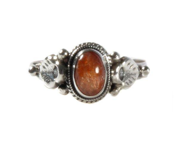 Zonnesteen ring