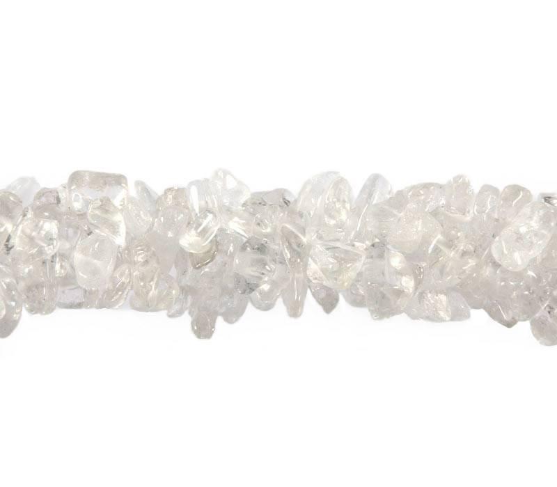 Bergkristal splitsnoer 90 cm