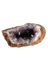Amethist geode 18 x 11 x 9 cm / 2009 gram