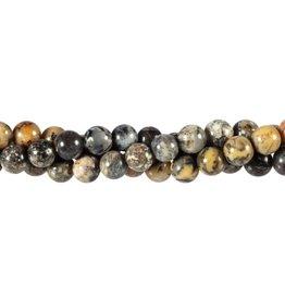 Merliniet kralen rond 8 mm (streng van 40 cm)
