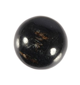 Toermalijn (zwart) edelsteen bol 40 - 45 mm