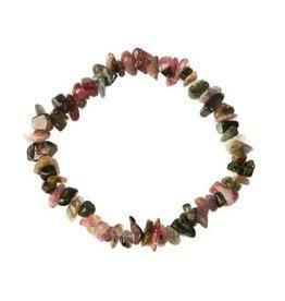 Toermalijn (multicolour) armband split