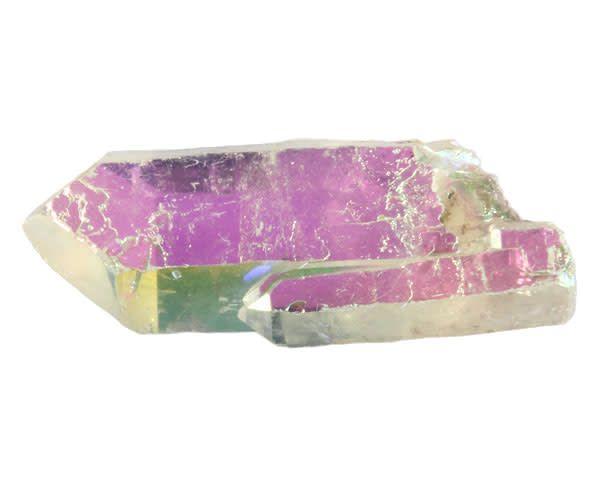 Angel aura kwarts kristal 10 - 15 gram