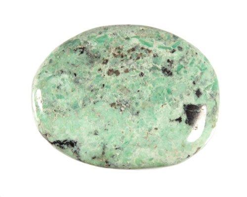 Varisciet steen plat gepolijst