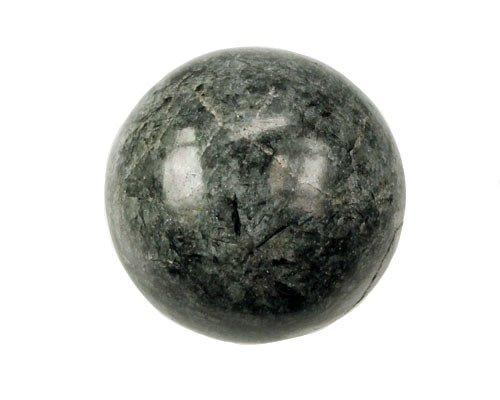 Toermalijnkwarts edelsteen bol 55 mm