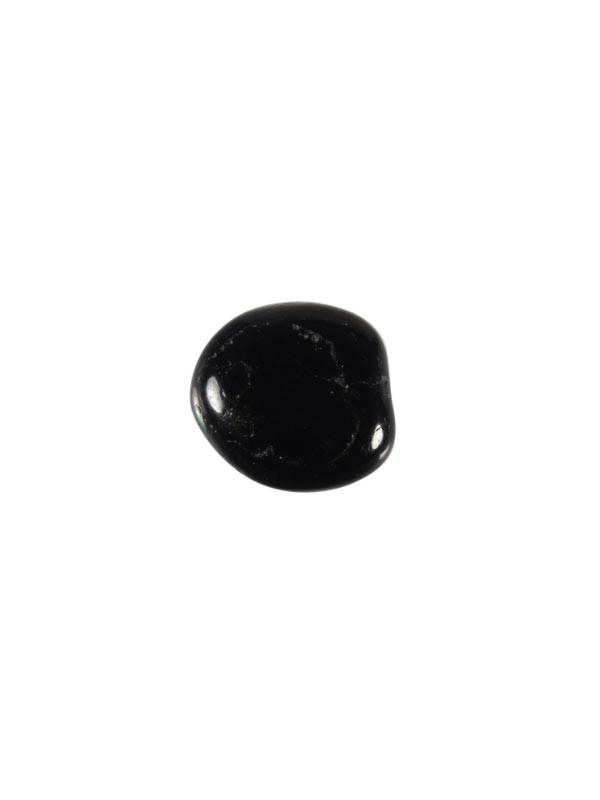 Toermalijn (zwart) steen getrommeld 2 - 5 gram