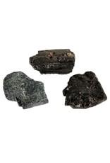 Toermalijn (zwart) ruw 100 - 175 gram