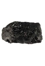 Zwarte toermalijn ruw