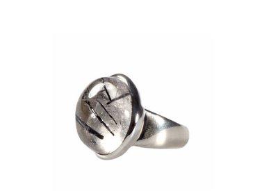 Toermalijnkwarts ringen