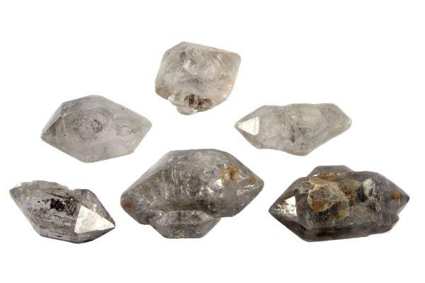 Tibetaanse zwarte kwarts 15 - 25 gram