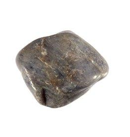Tanzaniet steen B-kwaliteit getrommeld 20 - 30 gram