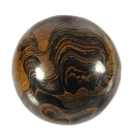 Stromatoliet edelsteen bol 60 mm