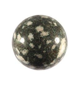 Stonehenge (Preseli) bluestone edelsteen bol 59,5 mm