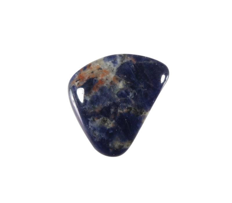Sodaliet steen getrommeld 2 - 5 gram