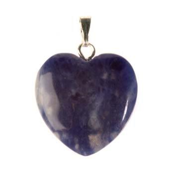 Sodaliet hanger hart 20 mm