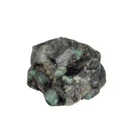 Smaragd ruw 25 - 50 gram