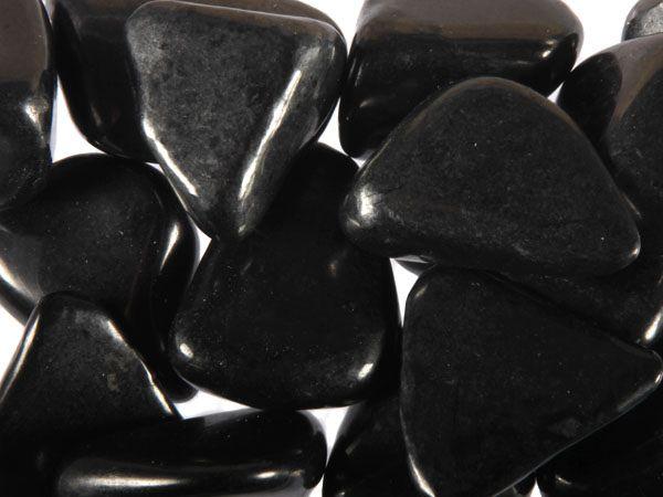 Shungiet steen getrommeld 2 - 5 gram