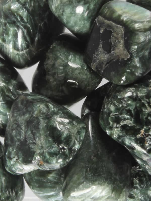 Serafiniet steen getrommeld 2 - 5 gram