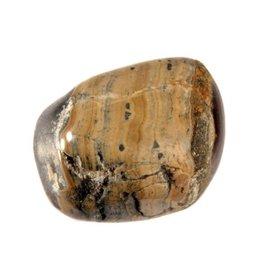 Schalenblende steen B-kwaliteit getrommeld 30 - 50 gram