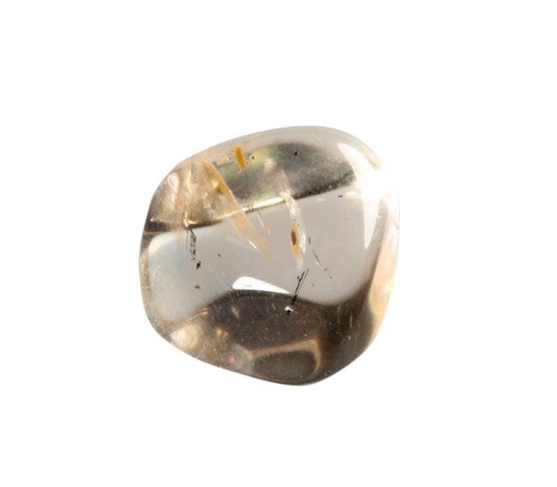 Scapoliet (geel) steen getrommeld 2 - 5 gram