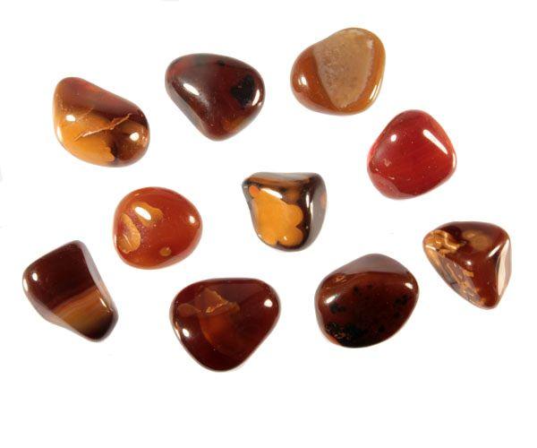 Sarder steen getrommeld 5 - 10 gram