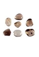 Rookkwarts steen getrommeld 2 - 5 gram