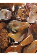 Pietersiet (bruin) steen getrommeld 2 - 5 gram